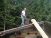 Renovierung der Ski-Klub Hütte